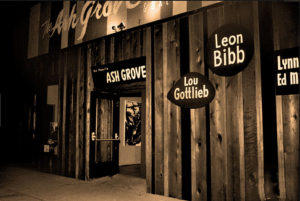 Ash Grove Entrance