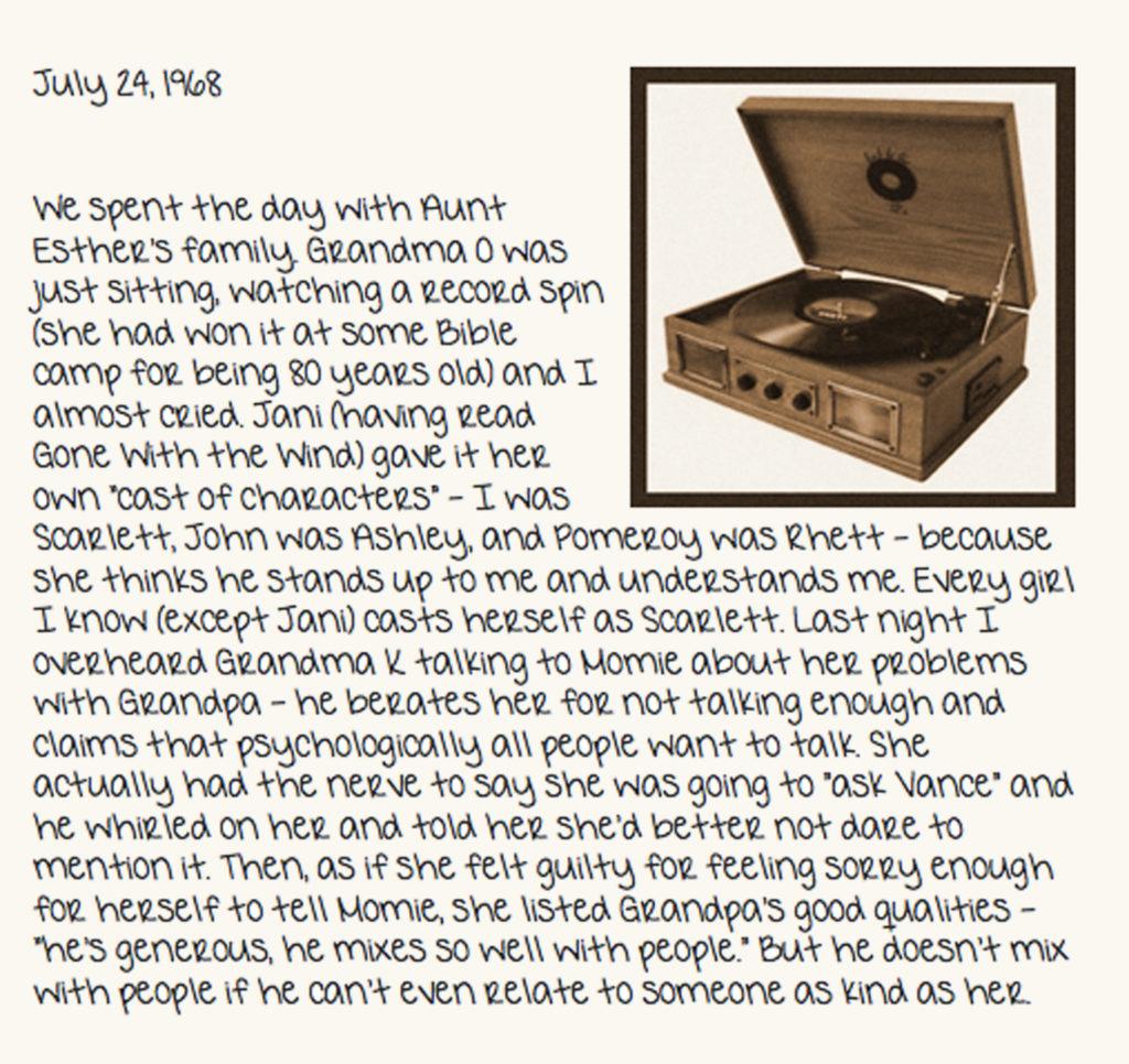 July 24, 1968