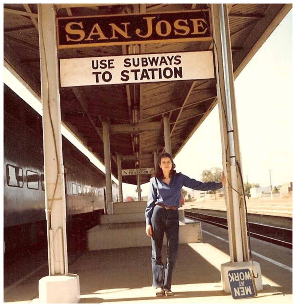 San Jose Train Station