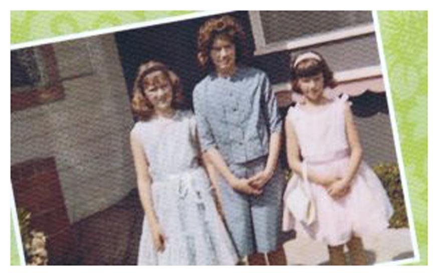 Transplanted Midwestern sisters in Santa Clara Valley