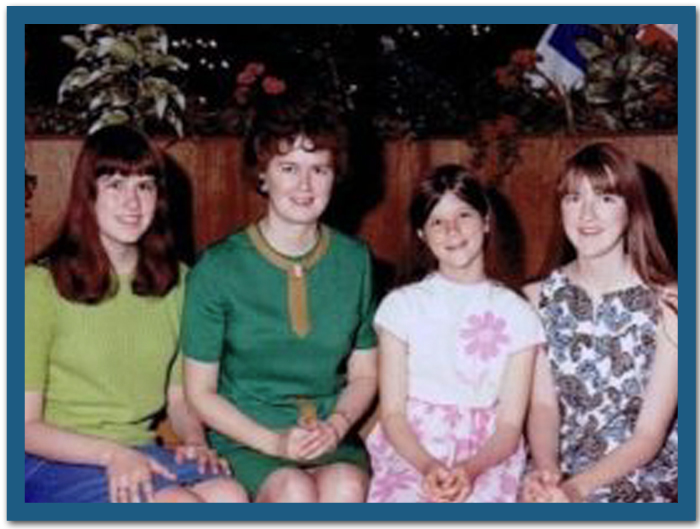1967 K Girls
