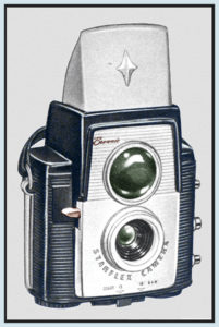 KODAK BROWNIE CAMERA MANUFACTURED 1957-1964