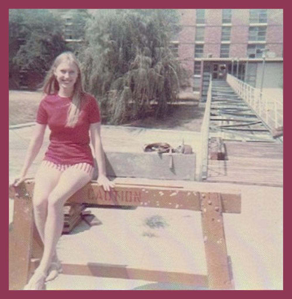 Cousin Glenda (circa 1974)