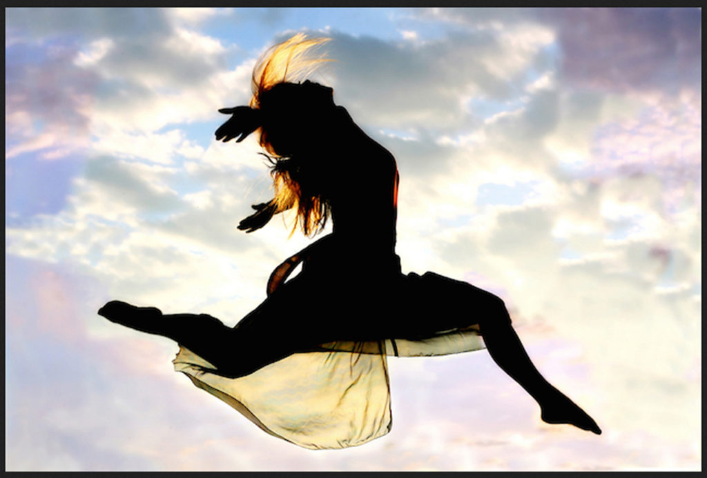 """From """"What Would Your Future Look Like If You Took a Leap of Faith?"""" By Victoria Cox"""