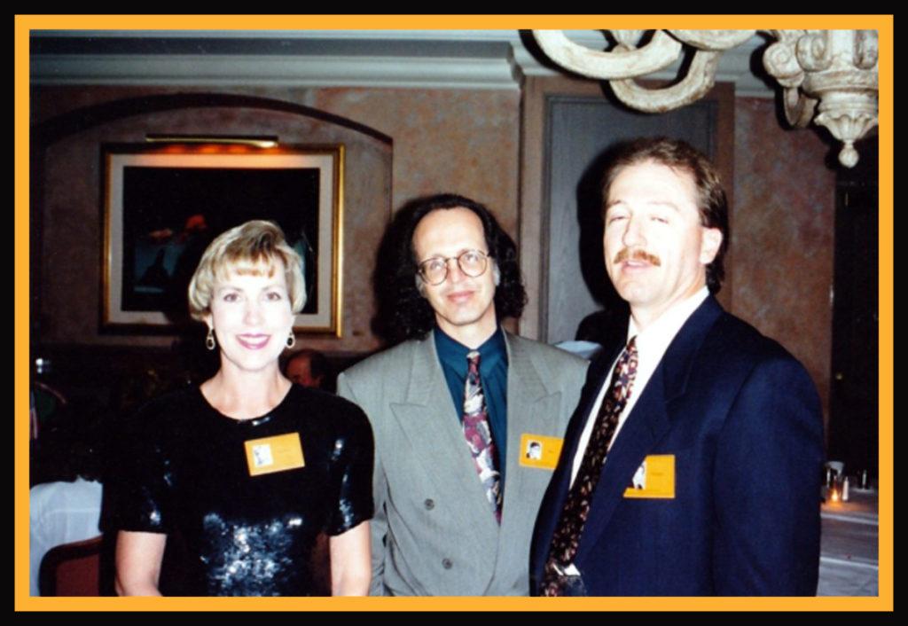 Sandra Hegwood, Ray Prevost, Fred Hegwood