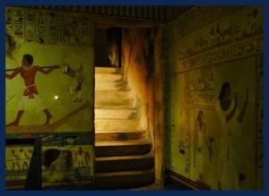 Rosicrucian Tomb