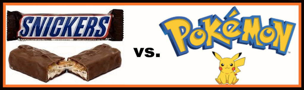 snickers-bar-vs-pokeman