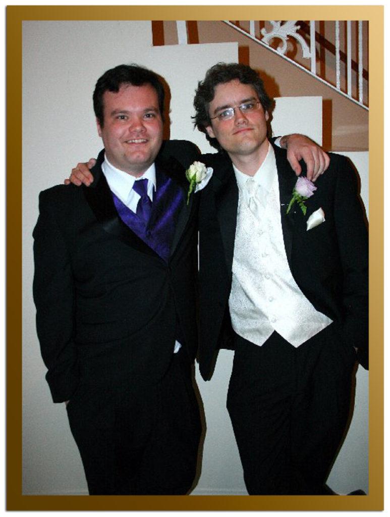 Alex and Chris