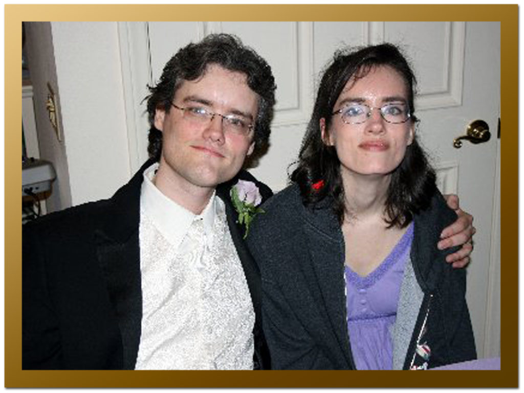 Chris and Sam