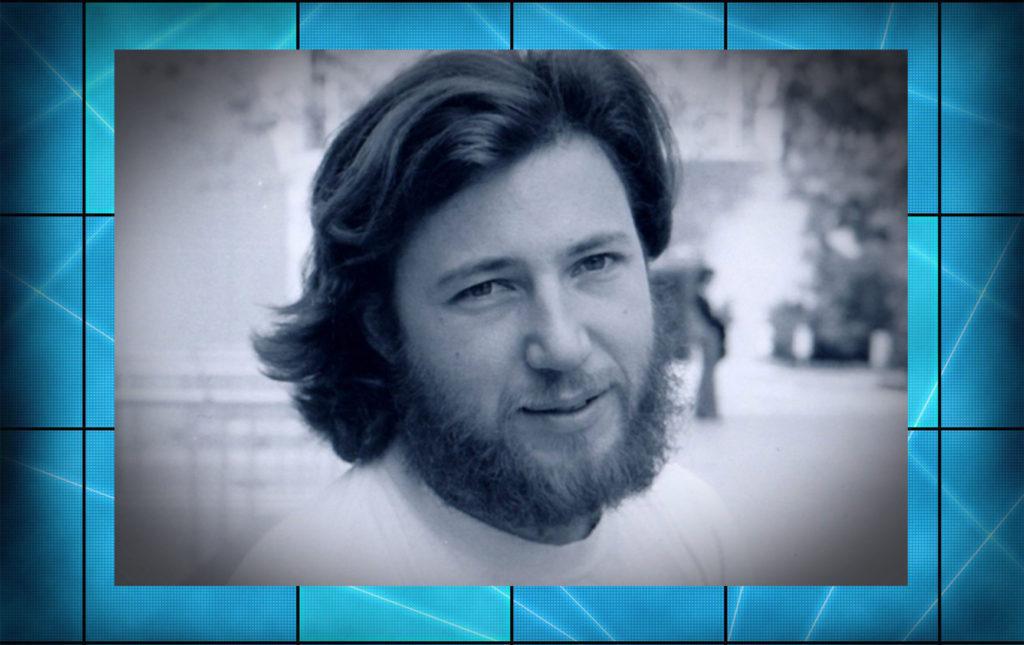 Michael Wasserman, fellow winner of the first Jim Morrison Memorial grant for his Film Project 1.
