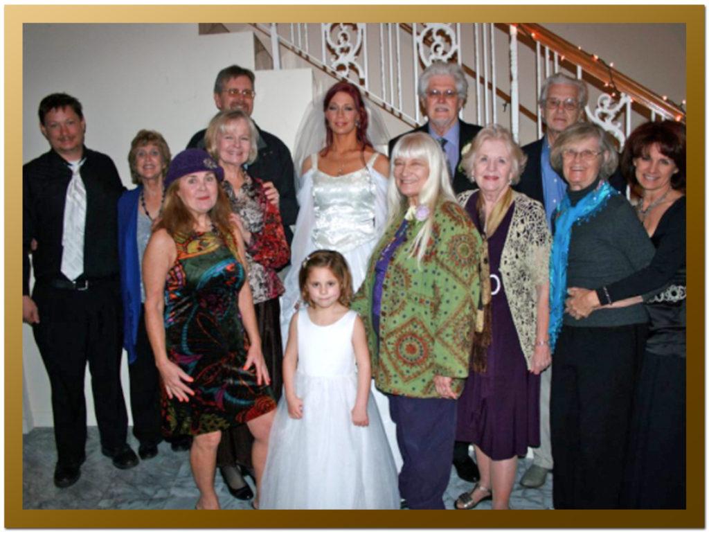 The Ekins family
