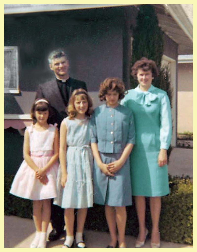 My family circa 1965 (I think)