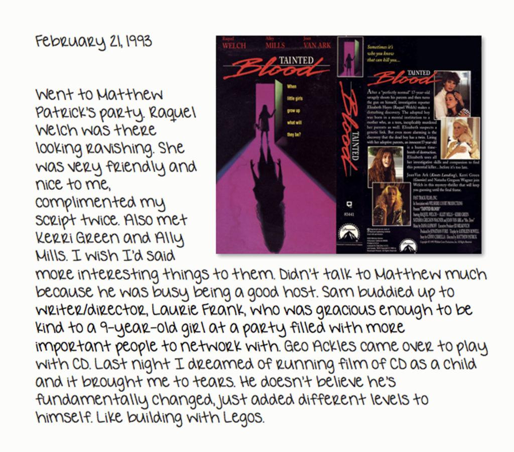February 21, 1993