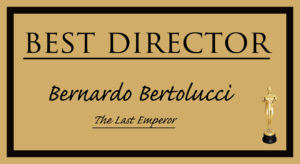 Bernardo Bertolucci - Best Director