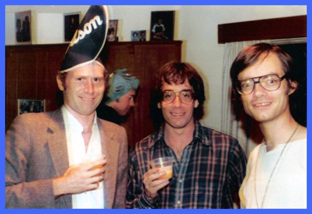 Jim Dumas, Paul Samuels, J