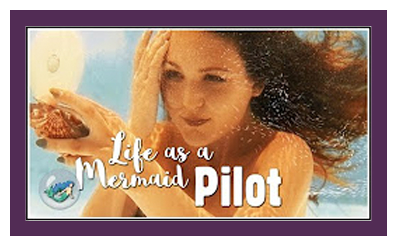 "Link to ""Life as a Mermaid"" a web series my current student Faith-Ann Bishop and former student Ryan Brennan have both contributed to. https://www.youtube.com/watch?v=KhhRQ8-sIZc&t=41s"