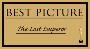 The Last Emperor Best Picture