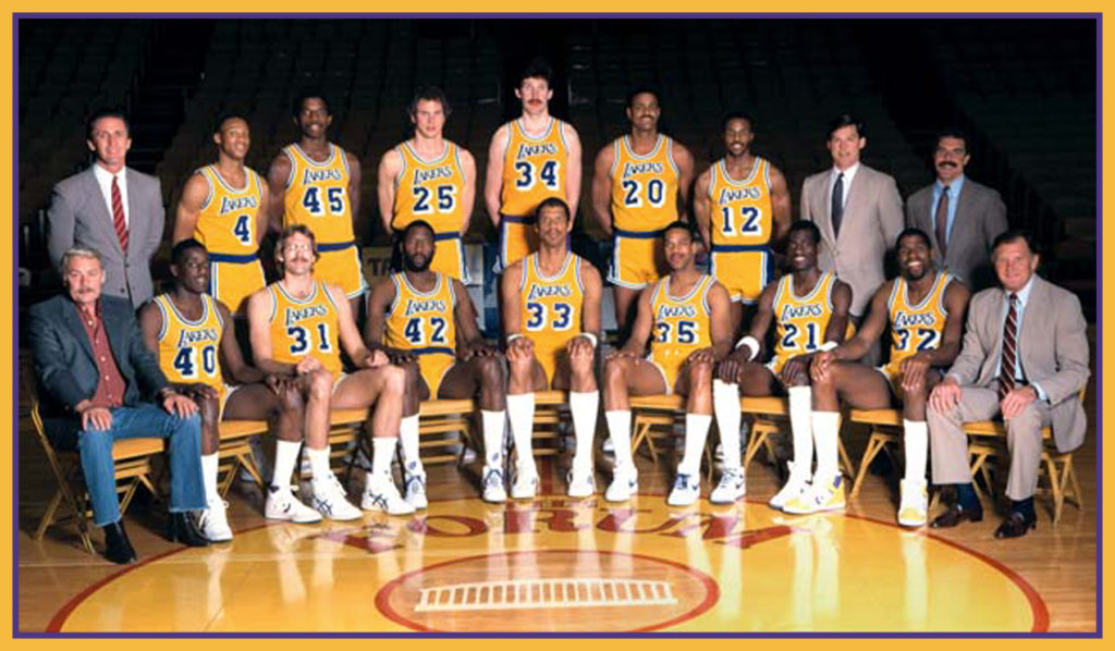 1985-86 Lakers team