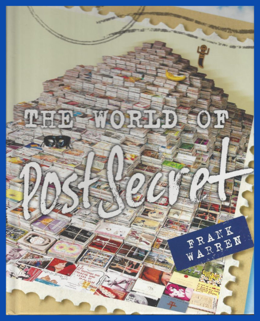 Post Secret book cover