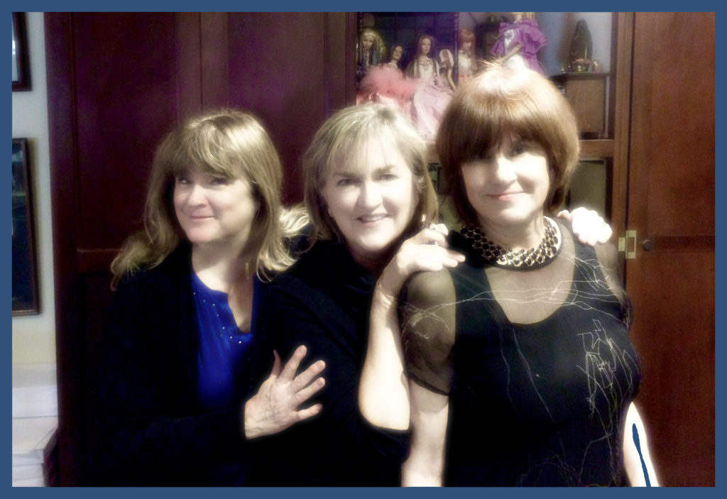 Joyce, Janet and Me