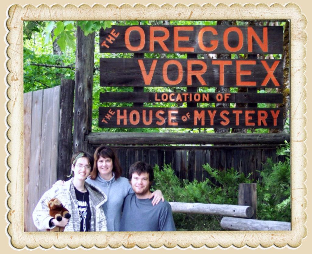 The Oregon Vortex