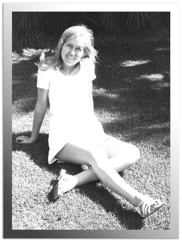 DEBBIE CALLAN circa 1970