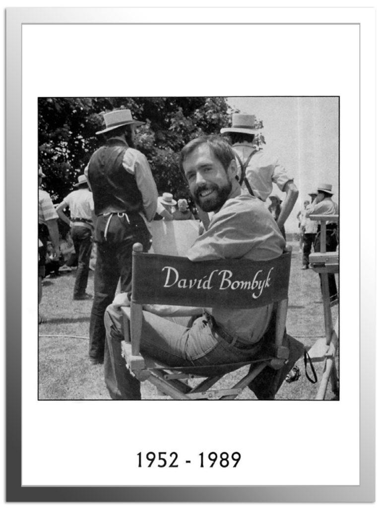 David Bombyk 1952 - 1989