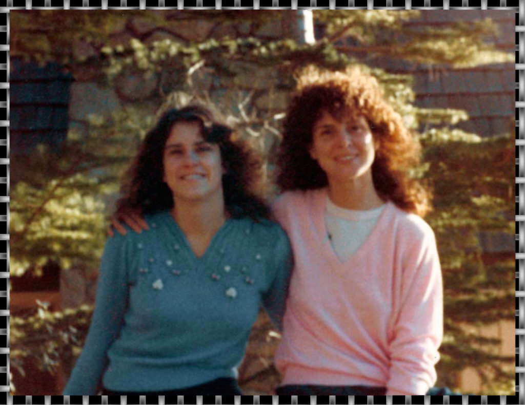 Kathleen & Holly