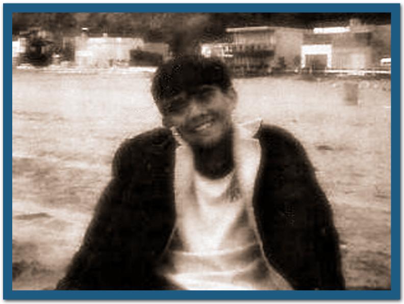 Lewis at Rio Del Mar beach