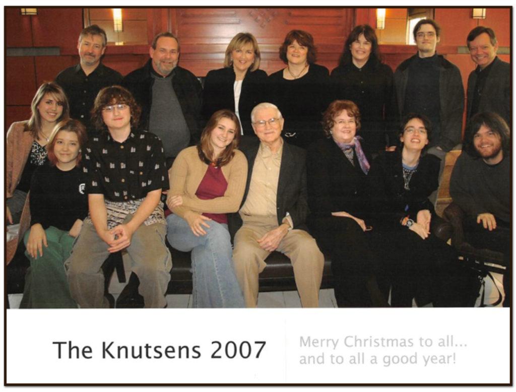 TThe Knutsens - Christmas 2007
