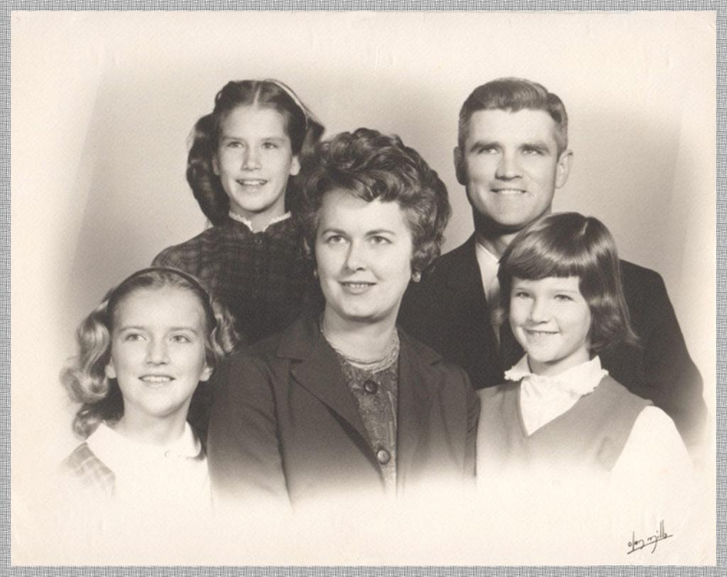 My family circa 1964