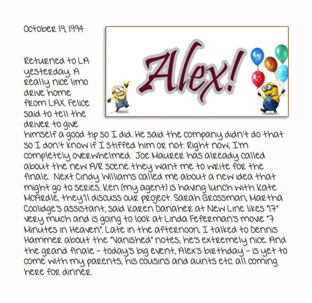 October 19, 1994