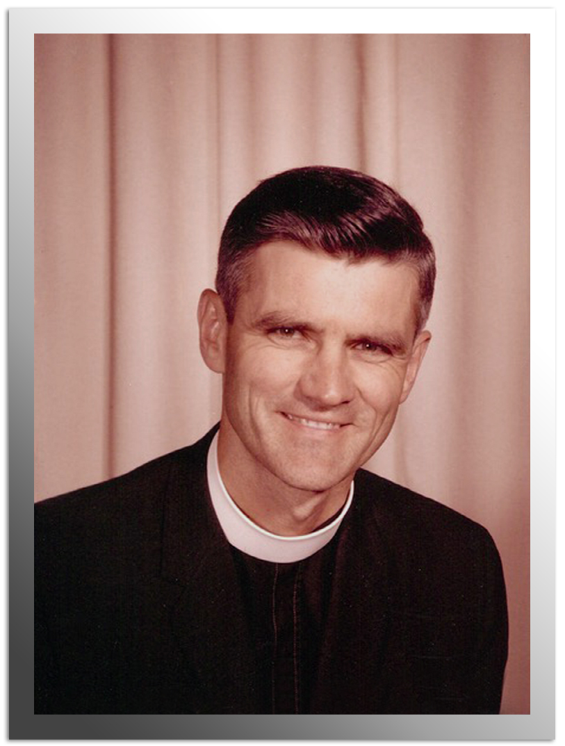 My Dad, the Pastor of Hope Lutheran