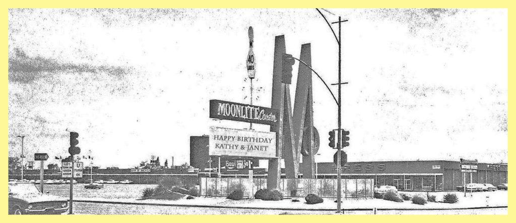 Moonlight Bowl 1964