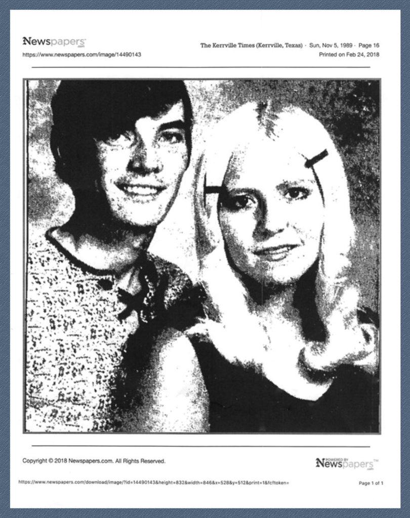Bobby and Rhonda Templin