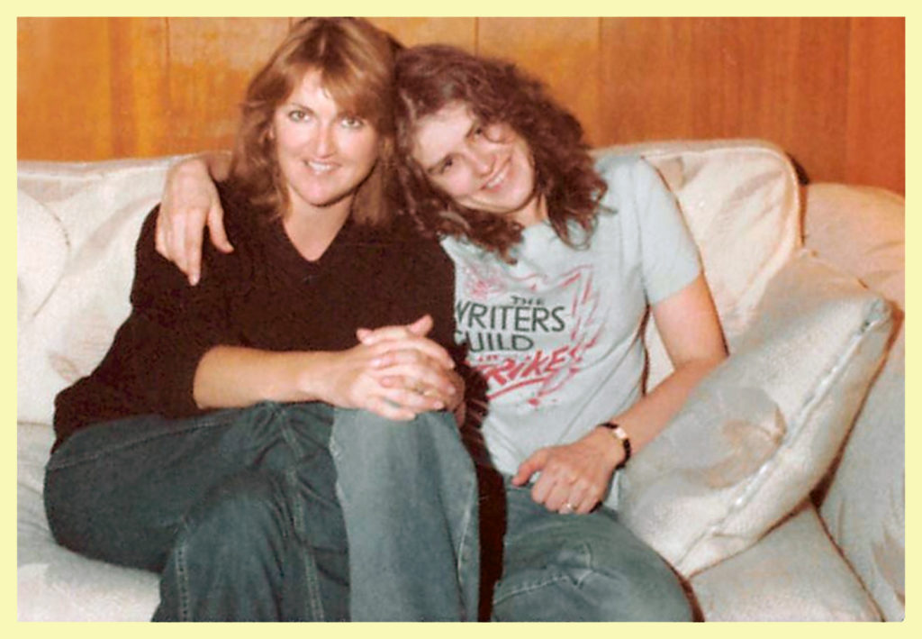 Janet & Kathy