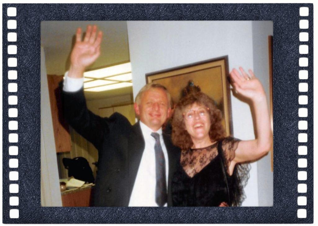 Martin and Roberta Gundersen