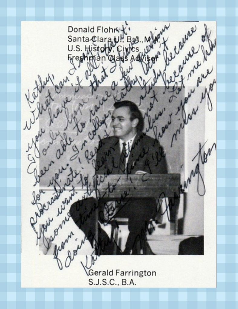 Gerald Farrington