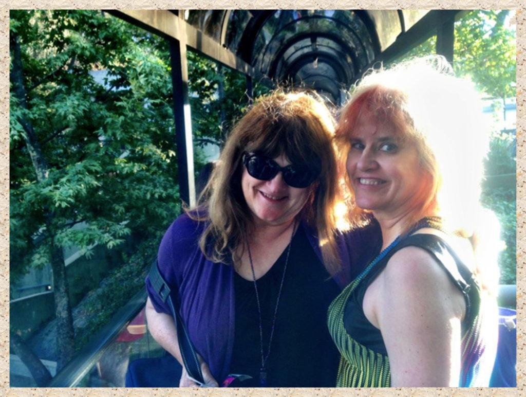 Joyce & Kathleen - HB - 8-3-13