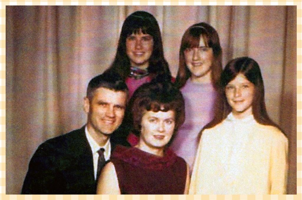 Our family, circa 1967