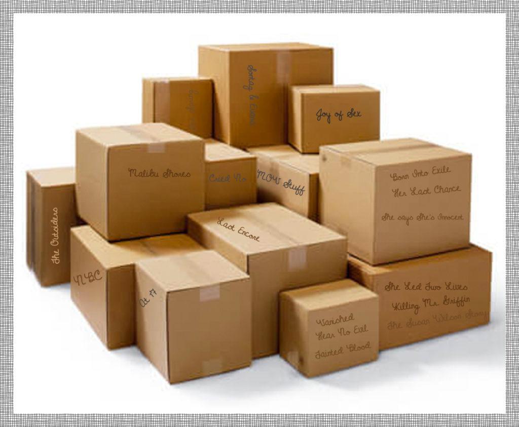 Boxes & boxes & boxes