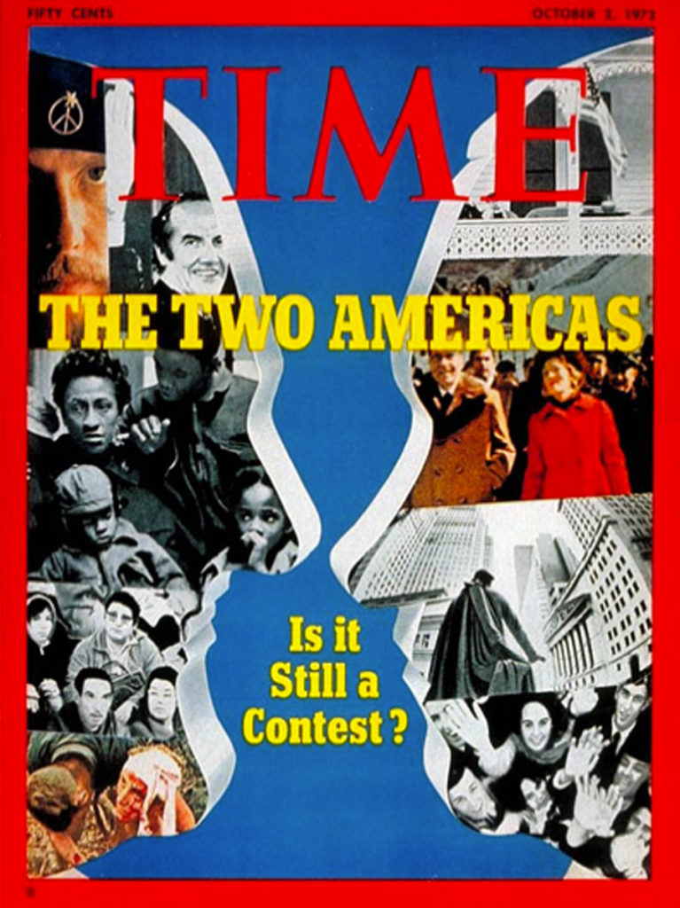 TIME OCTOBER 2, 1972