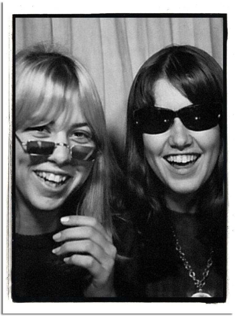 Sandy and Kathy 1966 1