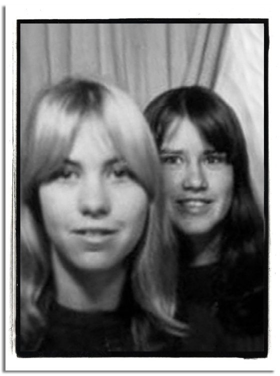 Sandy and Kathy 1966 3