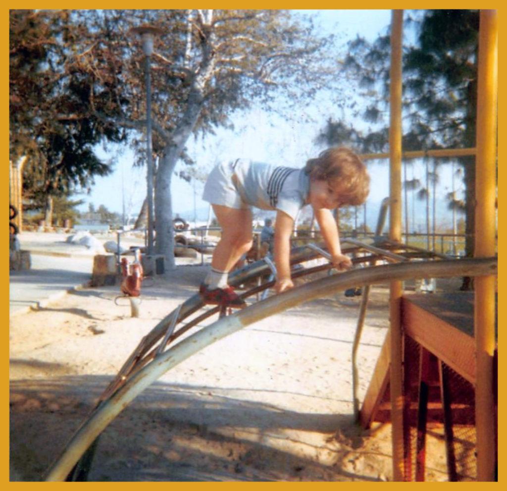 CD at the park 2