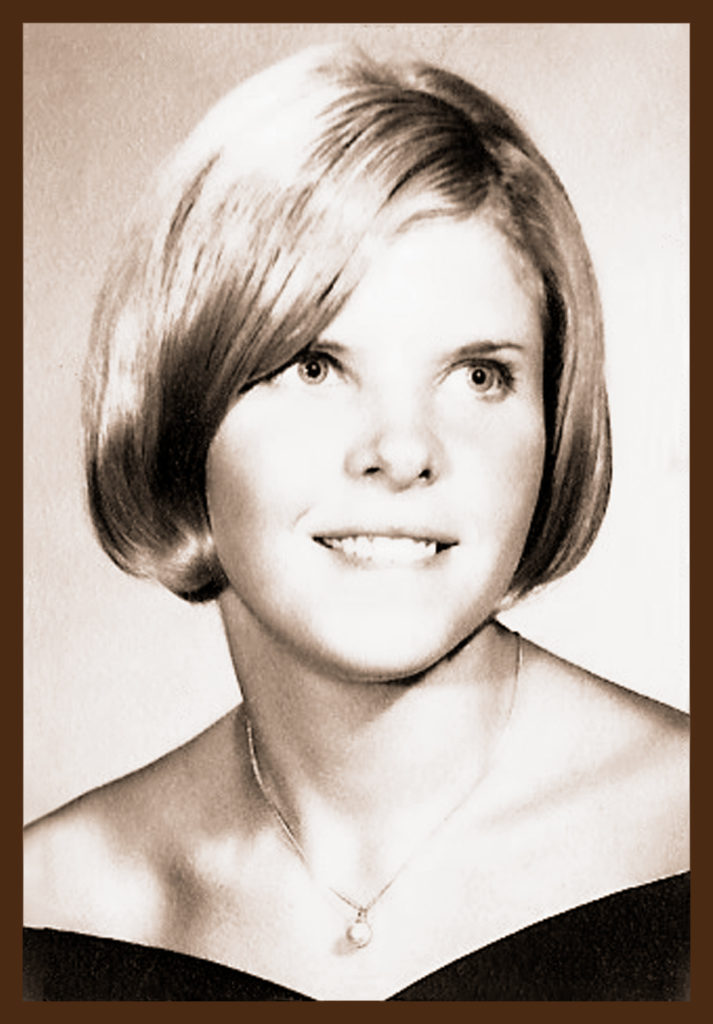 Natalie Ann Nilsen high school graduation photo