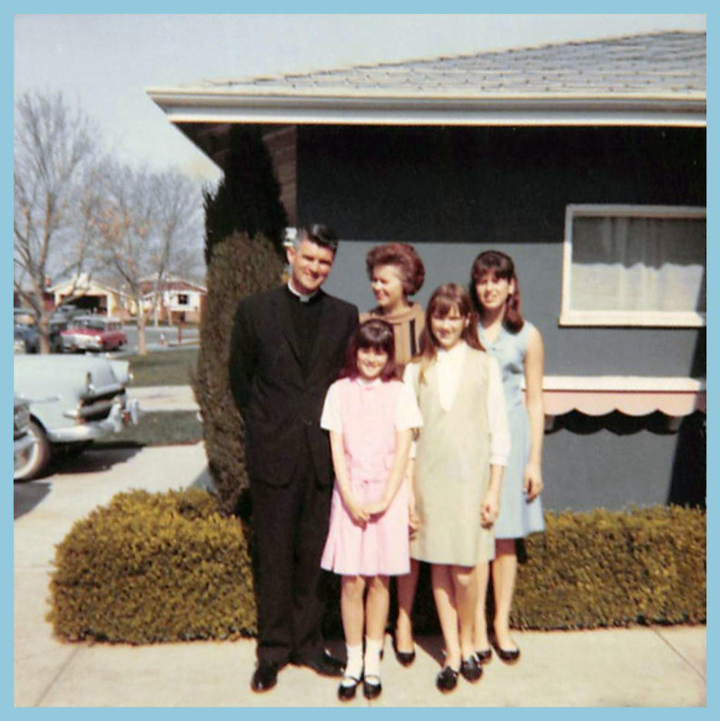 Another family photo, circa 1966