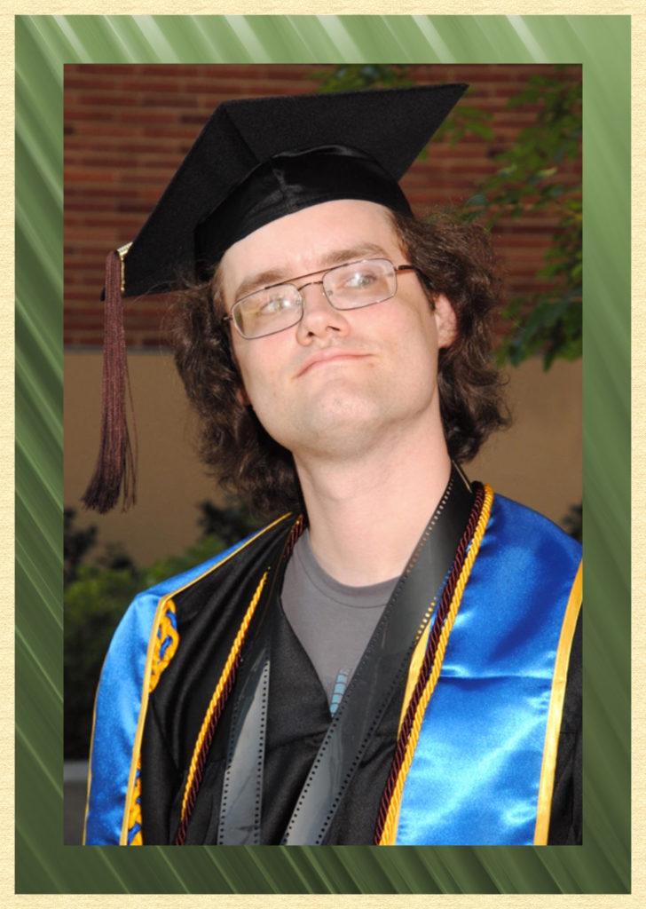 CD's graduation UCLA
