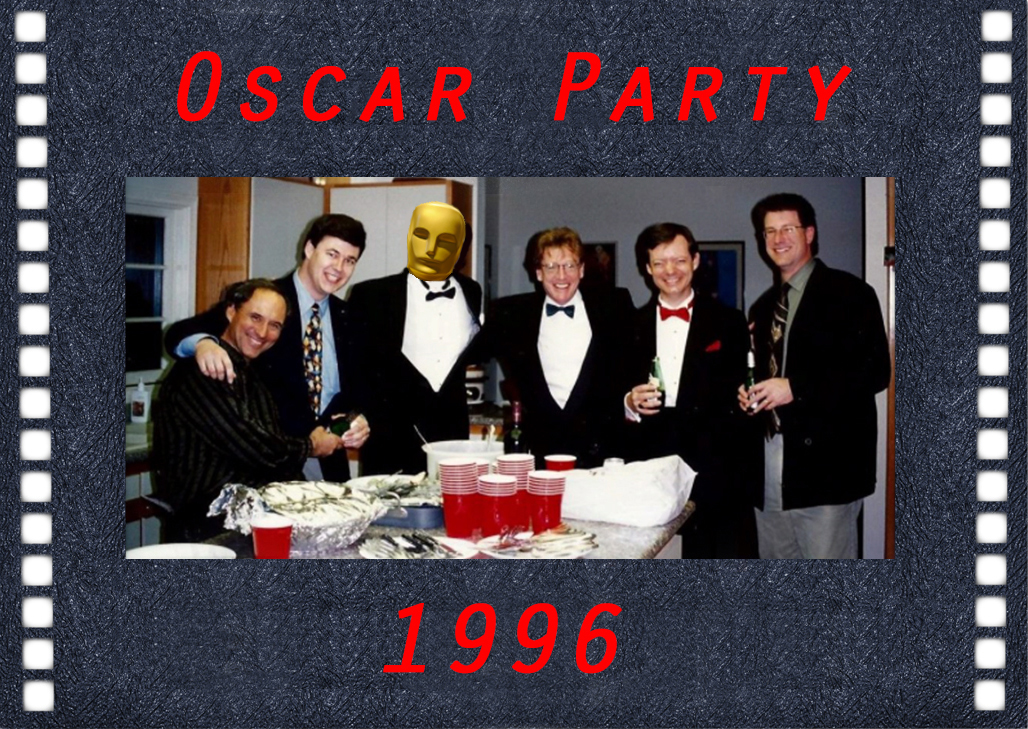 Jack Denove, Bob Tessler, Oscar, Bill Atherton, John Rowell, Rob Huddy