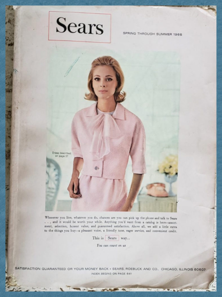Spring-Summer Sears Catalog 1965